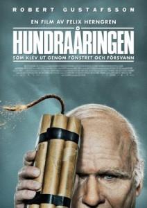 Hundraåringen som klev ut genom fönstret och försvann (2013)