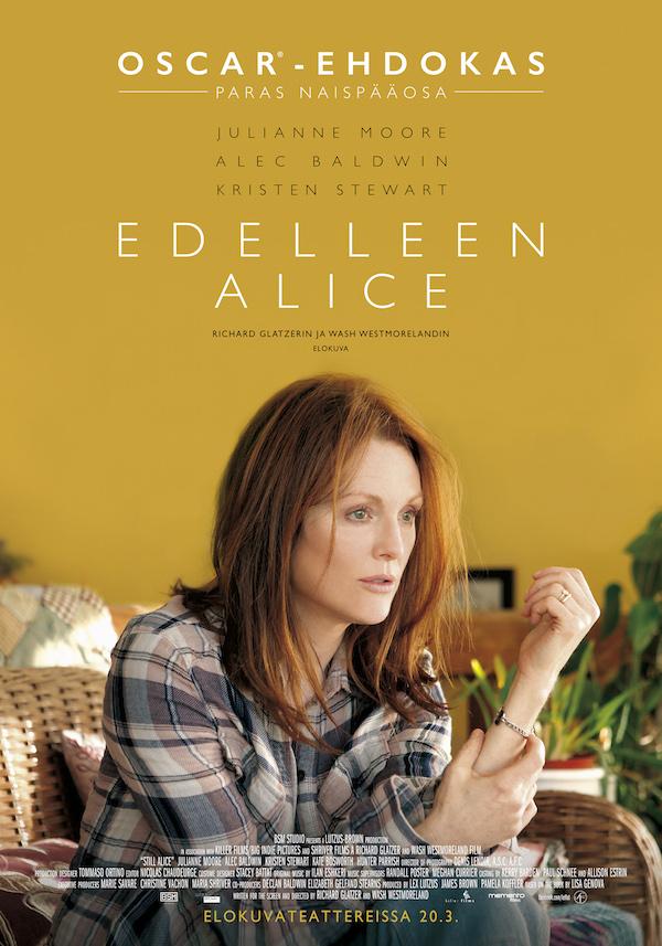 Edelleen Alice (2014)
