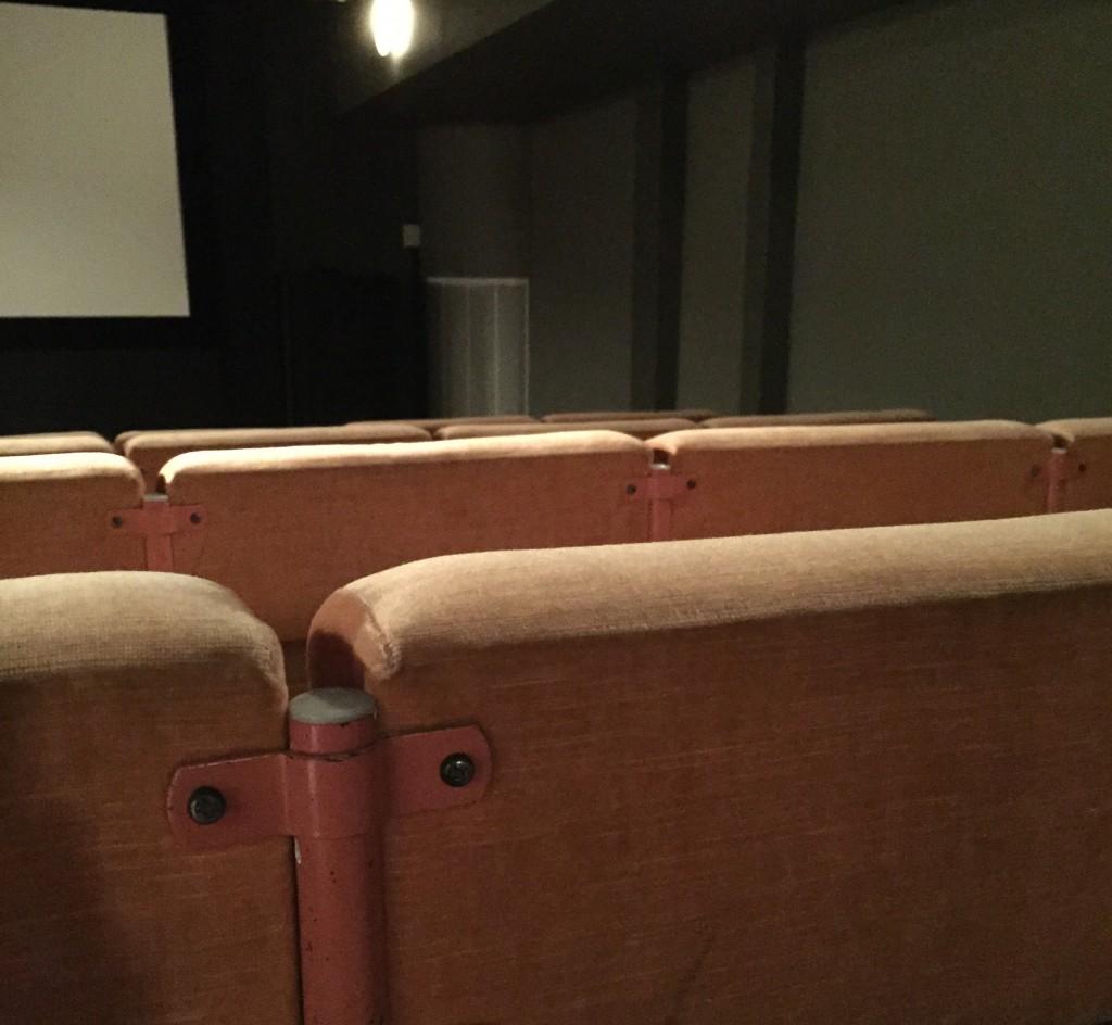 Elokuvateatteri Kino Iiris, Lahti.