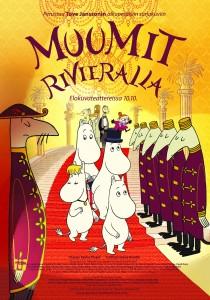 Muumit Rivieralla (2014)