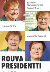 Rouva presidentti (2012)