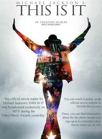 This Is It Movie