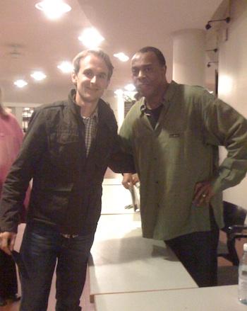 Michael Winslow ja minä