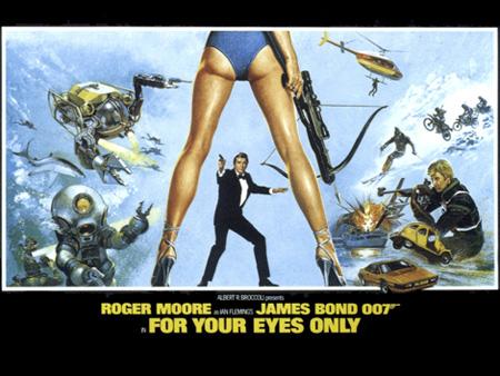 Roger Moore ja Erittäin salainen (1981)