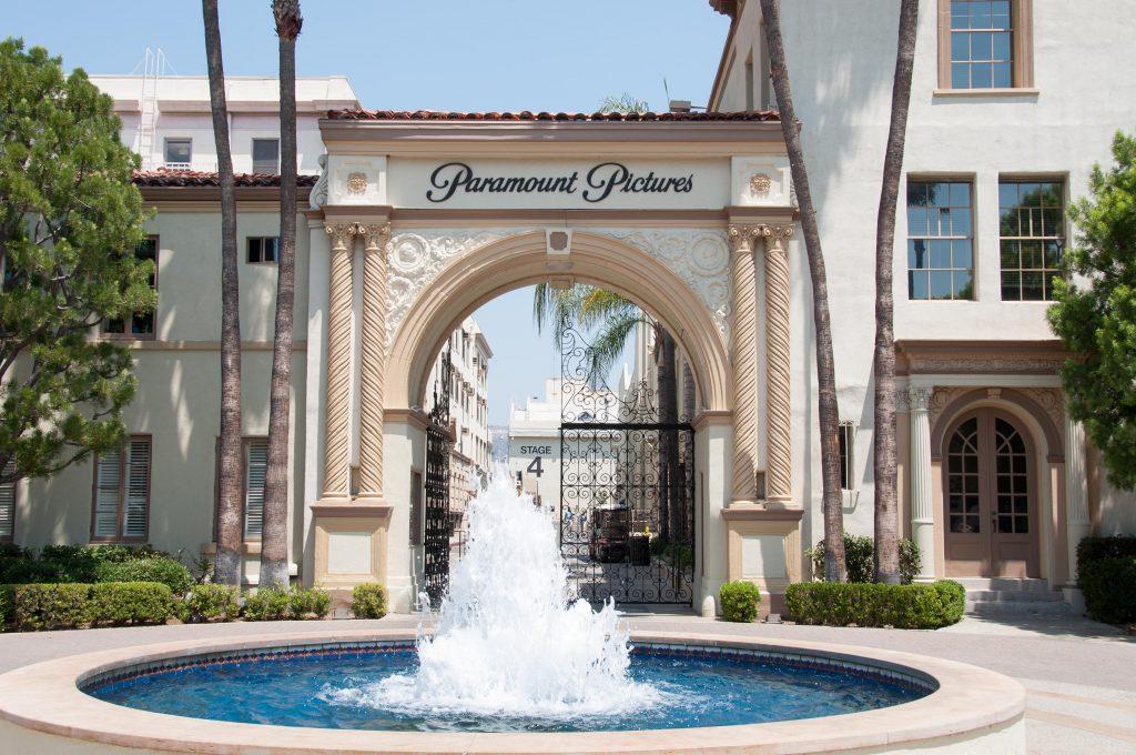 Bronson-portti on yksi studioalueen tunnetuimmista sisäänkäynneistä. Kuva: Otto Manninen